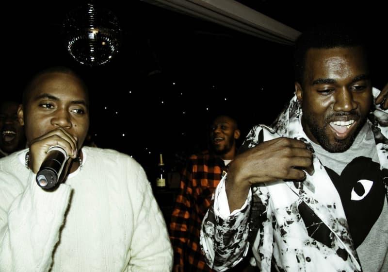 Kanye West 搶先曝光 Nas 新專輯曲目