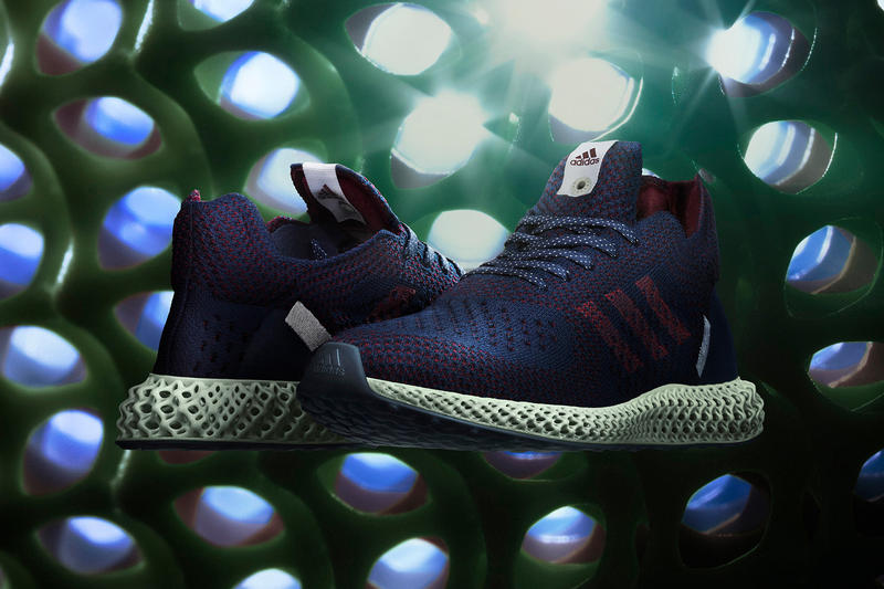 Sneakersnstuff x adidas Consortium FUTURECRAFT 4D 發售詳情公開
