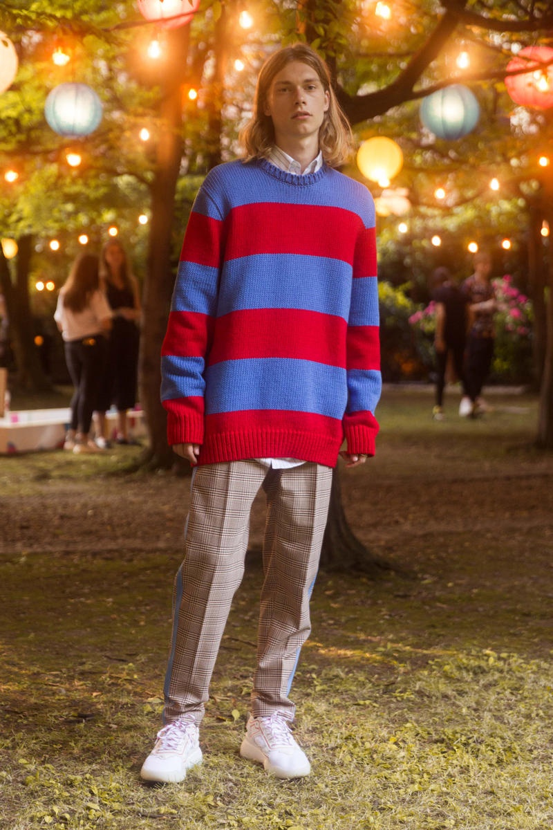 Stella McCartney 2019 春夏男裝及春季女裝系列於米蘭發佈