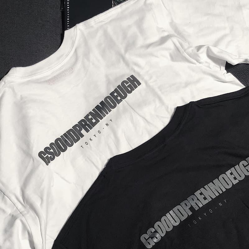 這兩件誕生於 2007 年的 Supreme x GOODENOUGH 聯乘 T-Shirt 你見過嗎?