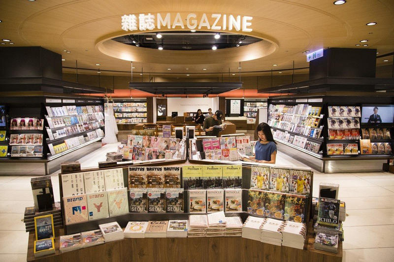 台北信義誠品店進行 3 年來最大改裝