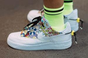 Studio Hagel 為村上隆打造 Nike Air Force 1 專屬客製鞋款