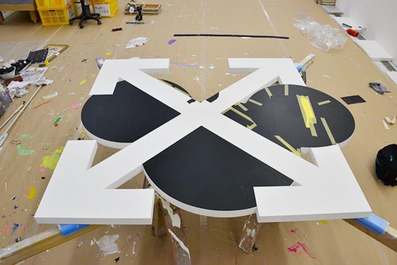 Virgil Abloh 將再度攜手村上隆打造「TECHNICOLOR 2」聯乘藝術展
