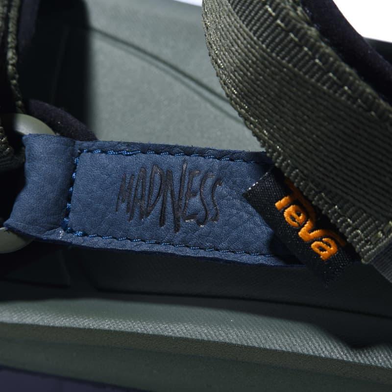 MADNESS x TEVA 聯乘 ORIGINAL UNIVERSAL PREMIER 涼鞋正式發布