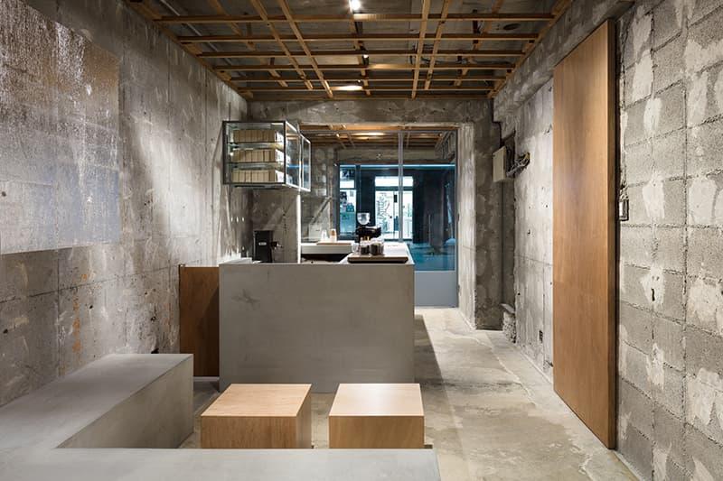 東京 Yusuke Seki 設計工作室改造出富現代感之咖啡室