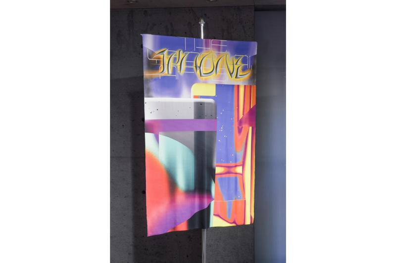 032c 於 SSENSE Montreal 舉辦「The Big Flat Now.」 展覽