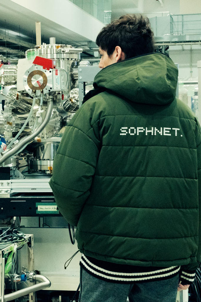SOPHNET. 最新 2018 秋冬系列正式發佈