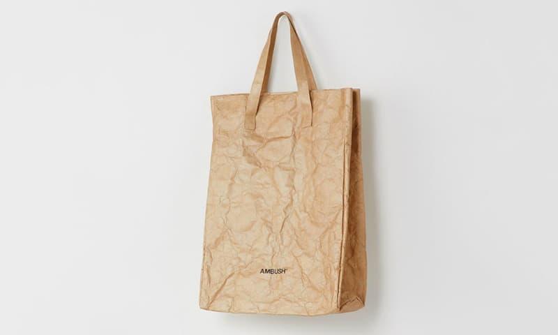 AMBUSH® 紙質包袋釋出