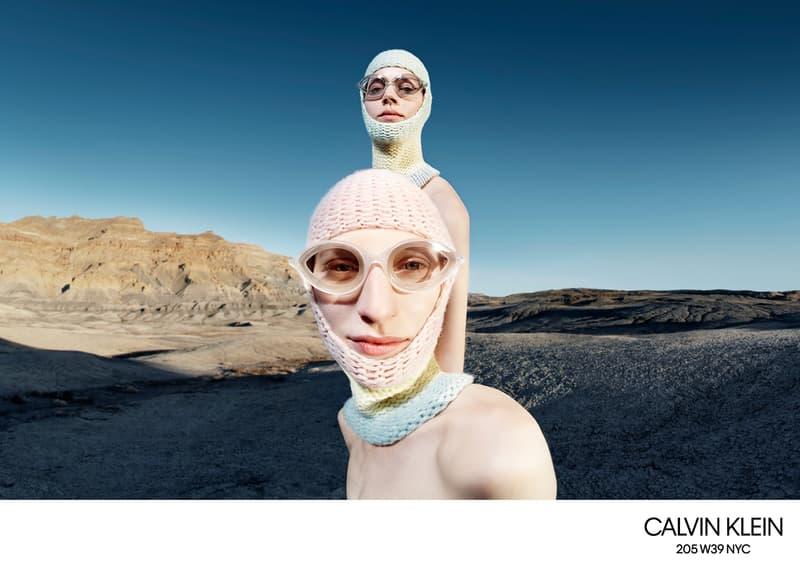 CALVIN KLEIN 205W39NYC 發佈 2018 秋冬系列廣告大片