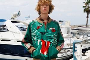 豪遊康城!Gucci 最新 2019 Cruise 度假系列登場