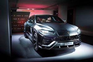「野牛」現身!Lamborghini Urus Super SUV 香港首次公開展出