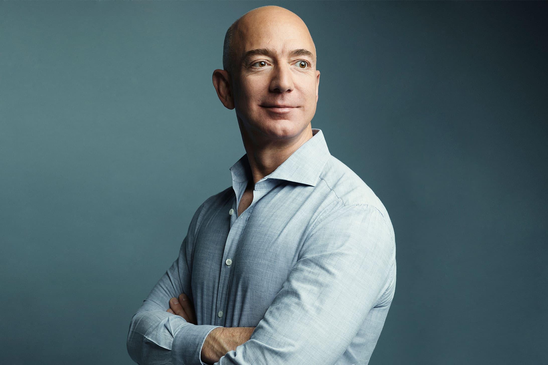 《Forbes》宣佈 Amazon 創辦人 Jeff Bezos 總資產達到 $1,510 億美元