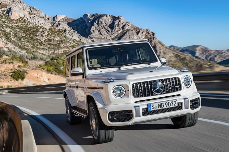 霸氣襲港-2019 年全新 Mercedes-AMG G63 現已接受訂購