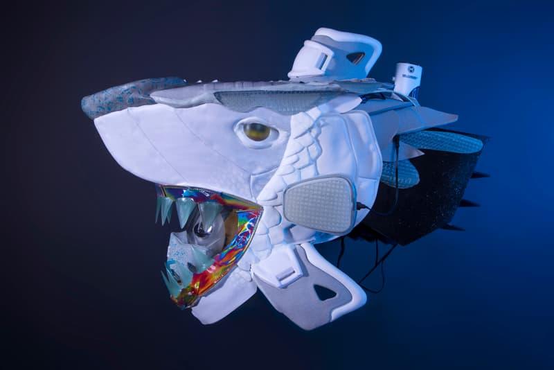 Freehand Profit 打造 Nike Air Mag 鯊魚面罩