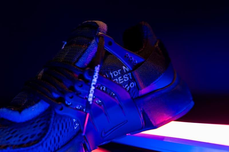Virgil Abloh x Nike「The Ten」Air Presto 2.0 黑色抽籤入手詳情公佈