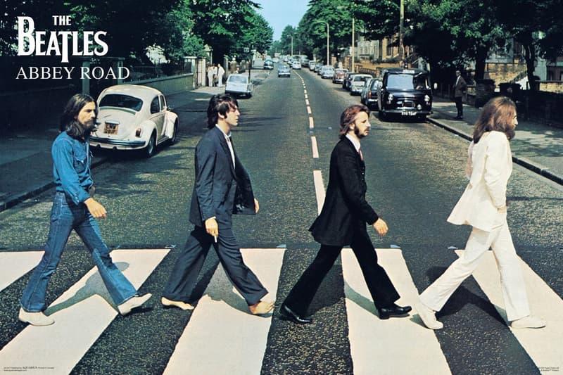 The Beatles 成員 Paul McCartney 再度走上 Abbey Road