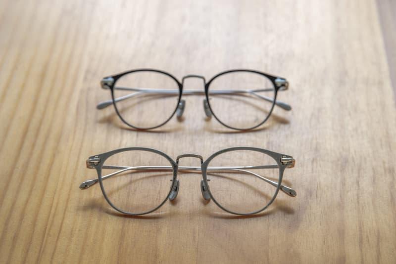 隨年變色 - 日本眼鏡品牌 TAYLOR WITH RESPECT 舊化感新作