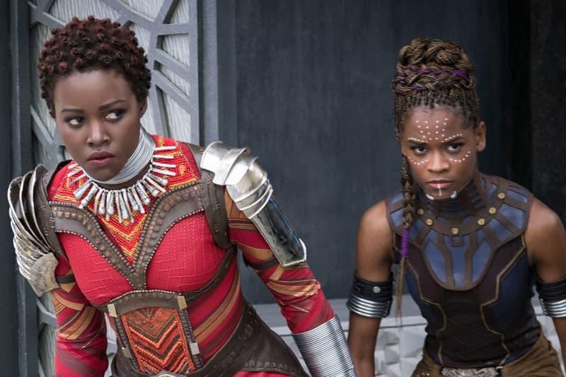 《Black Panther》中飾演 Nakia 的 Lupita Nyong'o 將演出新版《Charlie's Angels》