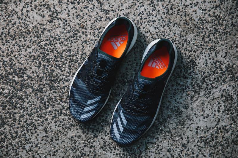 近賞 adidas SPEEDFACTORY AM4 城市系列上海特別版跑鞋 AM4SH
