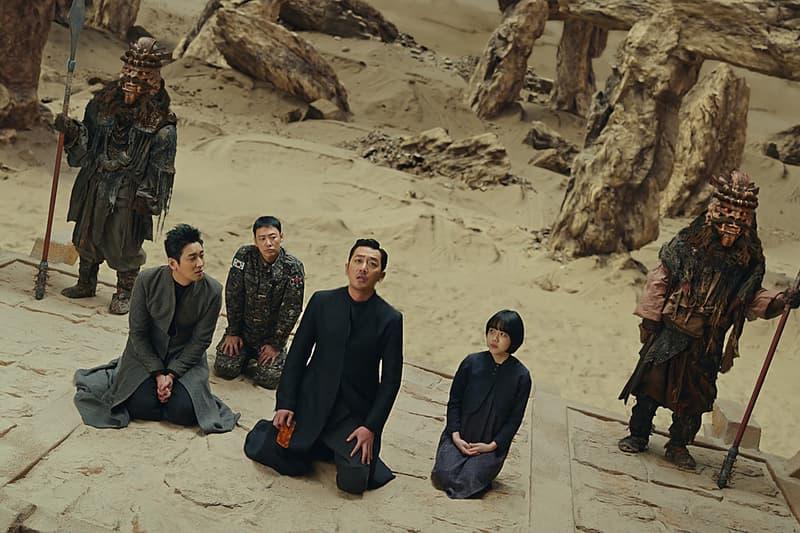 《與神同行:終極審判》最新角色介紹片段及劇照釋出