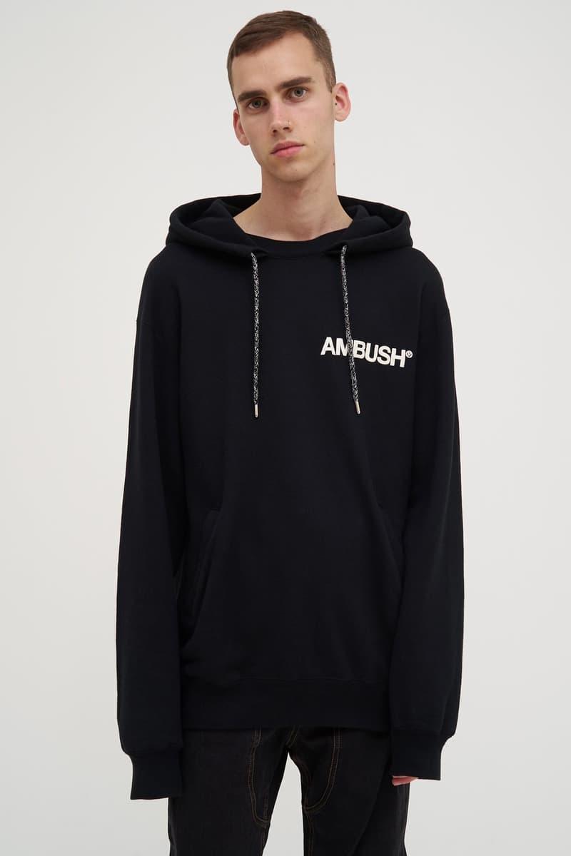 AMBUSH 2018 秋冬系列上架