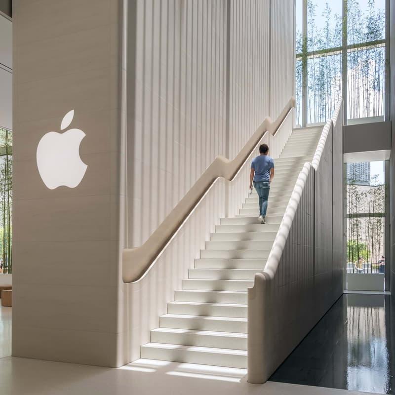 走進澳門 Apple Store 金沙廣場店