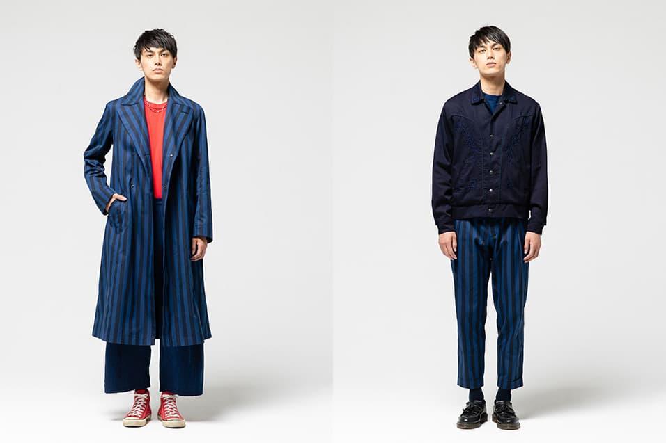 Blue Blue Japan 2019 春夏系列 Lookbook