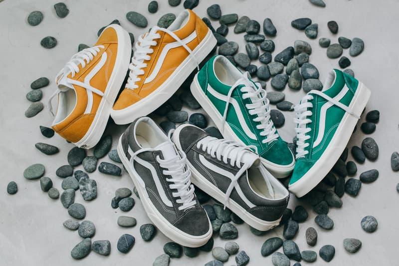 Vans 人氣鞋款 Style 36 夏日新配色本周上架