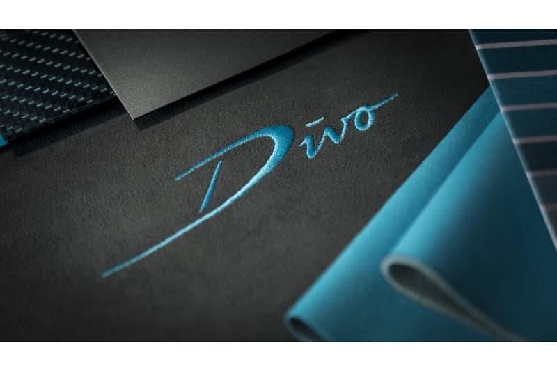 Bugatti 將推出全球限量 40 部之全新超跑「Divo」
