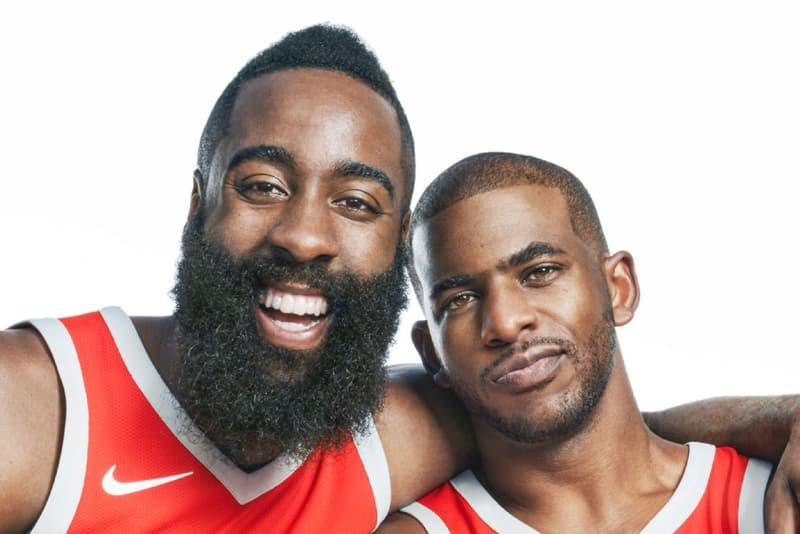 NBA 交易消息 − Chris Paul 同意以 4 年 1.6 億美元續留 Houston Rockets