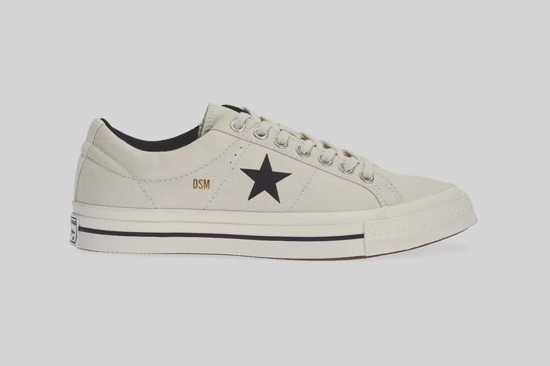 Dover Street Market x Converse 全新聯乘 One Star 系列登場