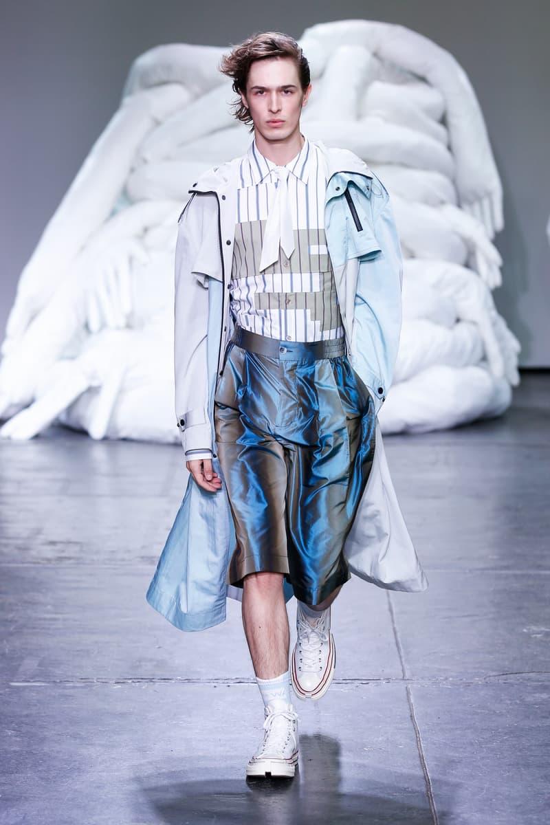 Feng Chen Wang 於紐約男裝周發布 2019 春夏系列