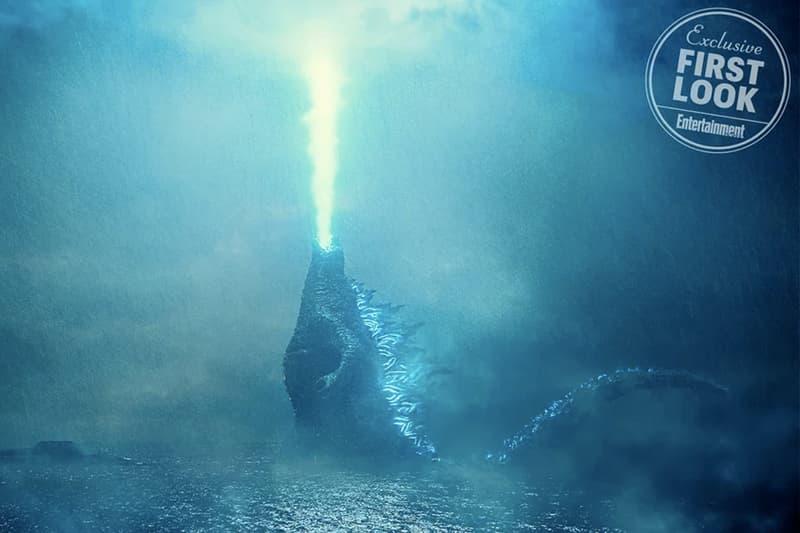 原子吐息 −《哥斯拉:怪獸之王》首波劇照正式揭露