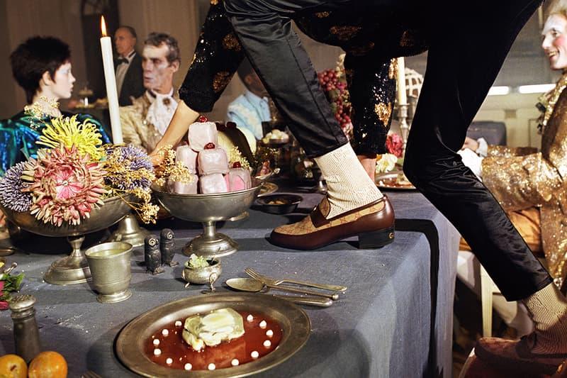 Gucci 發布 2018 秋冬最新「古馳收藏家」宣傳大片