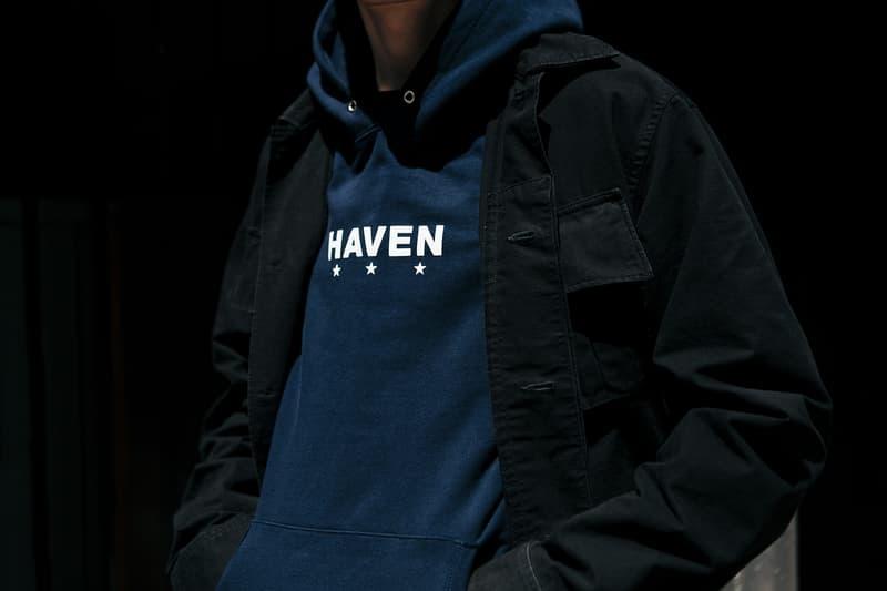 HAVEN 打造 2018 秋冬系列首波單品造型特輯
