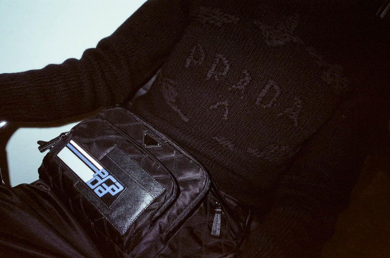 HBX 打造 Prada 2018 秋冬系列造型特輯