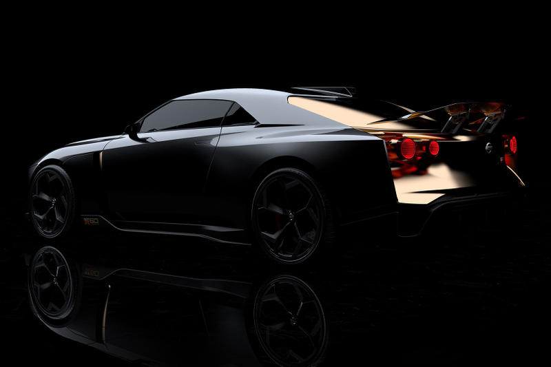 Nissan x Italdesign 夢之超跑 GT-R50 將限量生產不足 50 台!