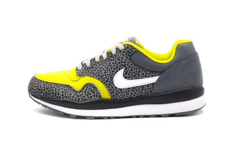 Nike 推出全新「Bright Cactus」配色 Air Safari