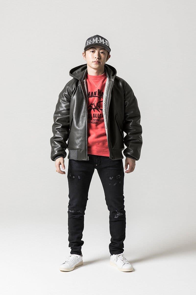 HUMAN MADE 發布 2018 秋冬系列 Lookbook