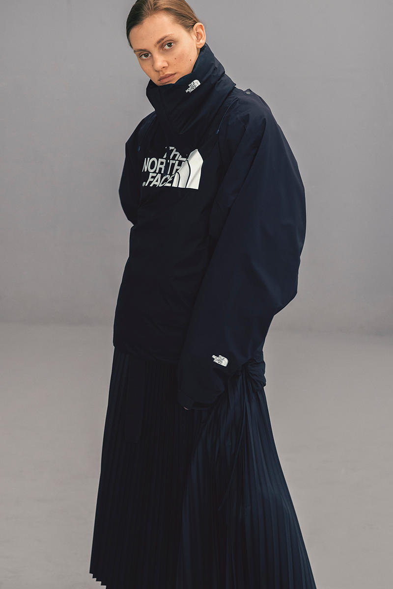 The North Face  x HYKE 2018 秋冬系列第二波 Lookbook 釋出