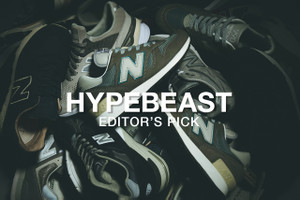 HYPEBEAST 編集部最佳入手分享 - New Balance 番外篇