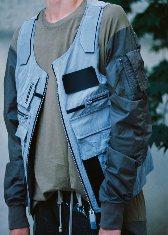 HYPEBEAST 打造「Utility Vest 」造型特輯