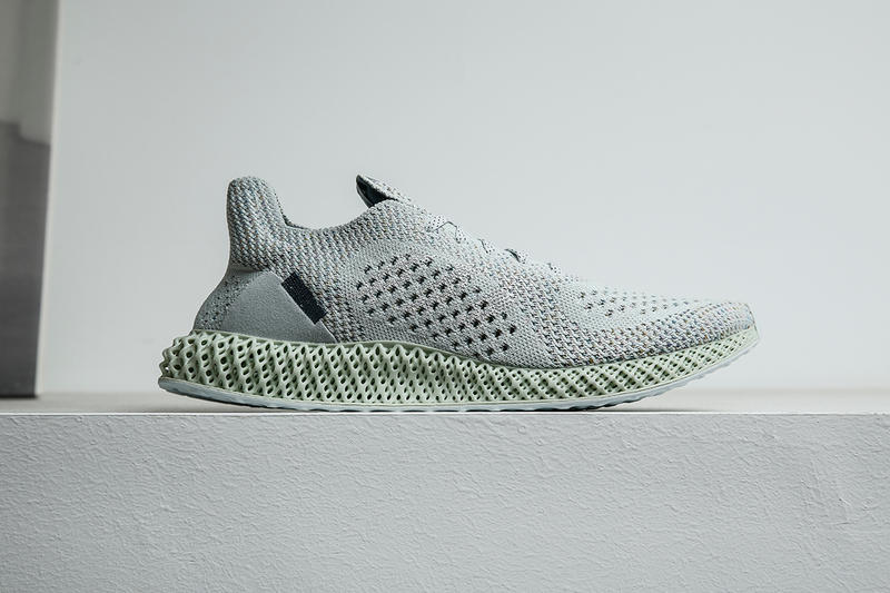 獨家開箱 INVINCIBLE x adidas Consortium Futurecraft 4D 聯乘鞋款
