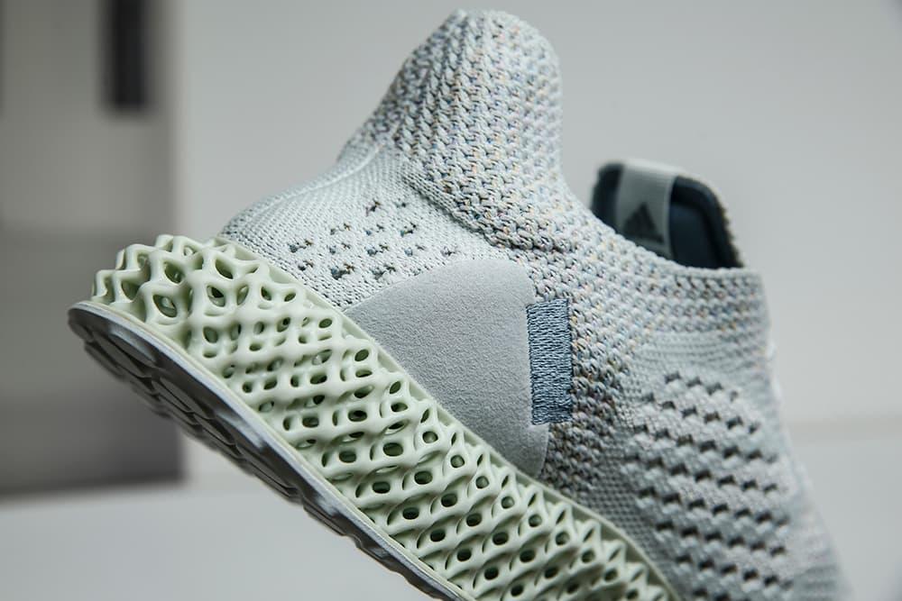 獨家開箱 INVINCIBLE x adidas Consortium Futurecraft 4D 聯乘鞋款
