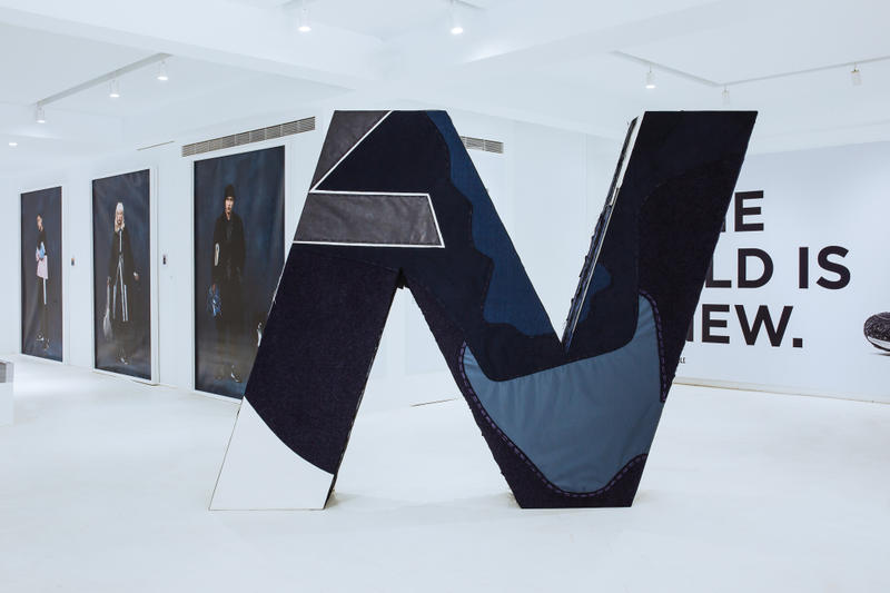 走進 INVINCIBLE for New Balance ML574INV 創作藝術展覽