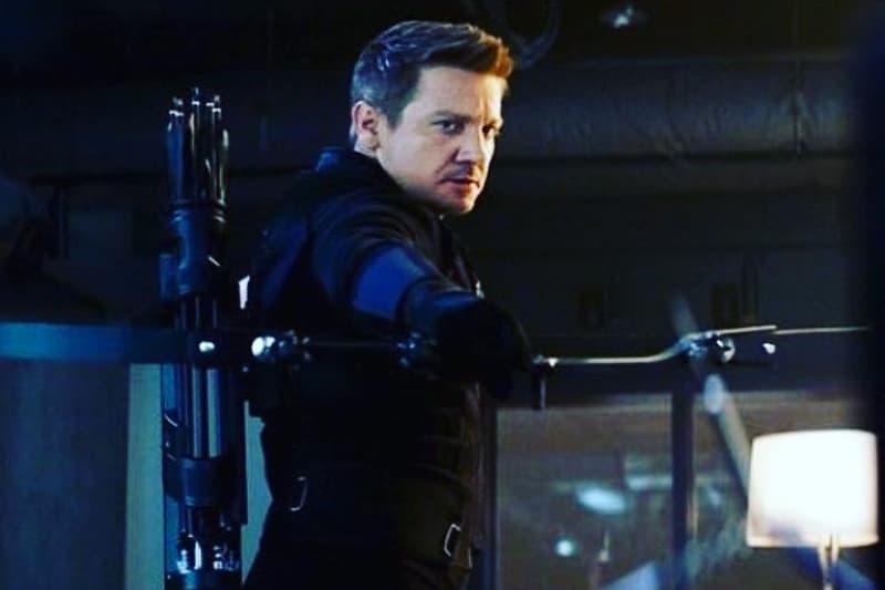 Hawkeye 整裝待發!Jeremy Renner 將出戰《Avenger 4》!?