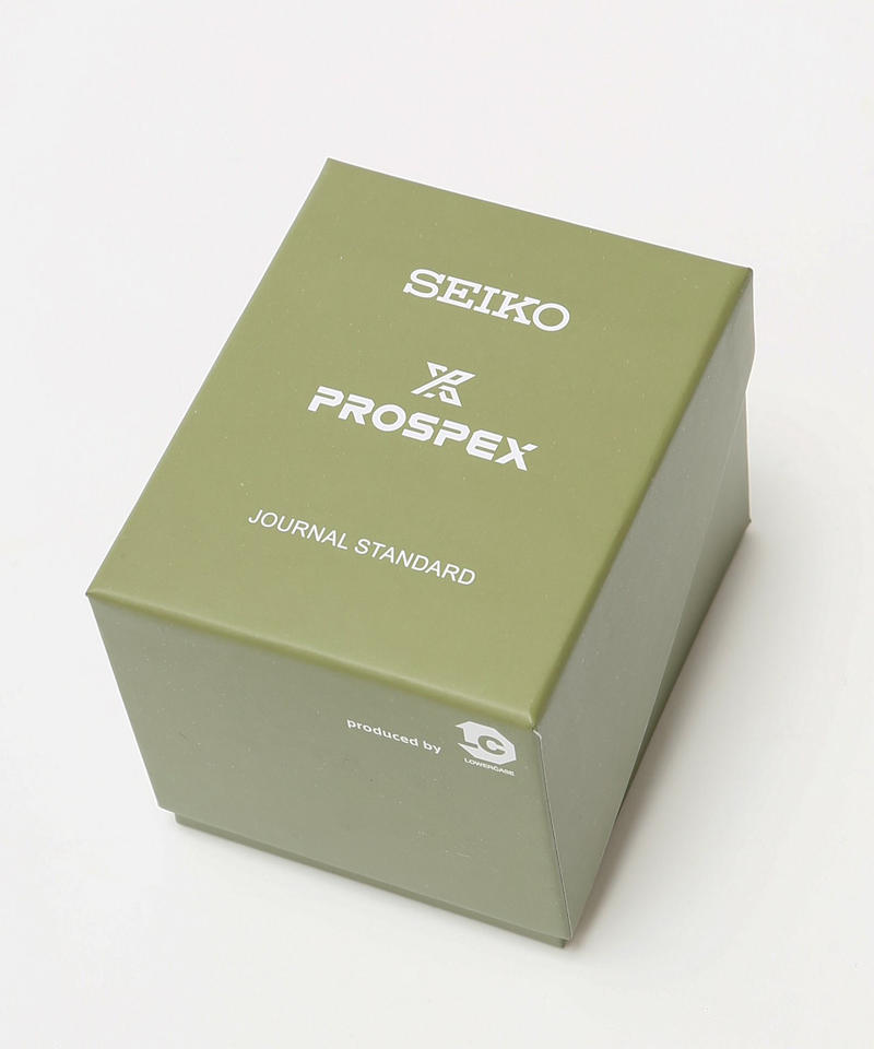 台灣 JOURNAL STANDARD 迎來 JS 限定 Seiko Prospex Fieldmaster LOWERCASE