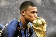 2018 世界盃 − 法國隊人氣前鋒 Kylian Mbappe 奪最佳年輕球員獎