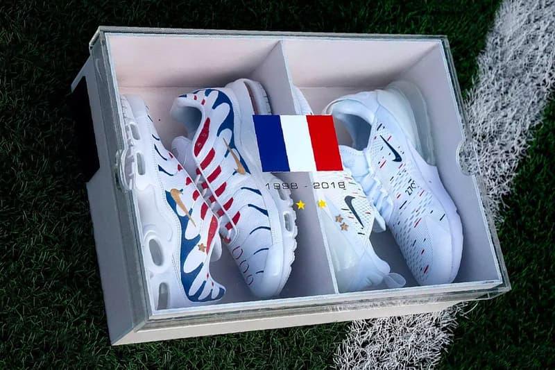 Nike 打造 Mbappé 世界盃紀念版 Air Max 套裝