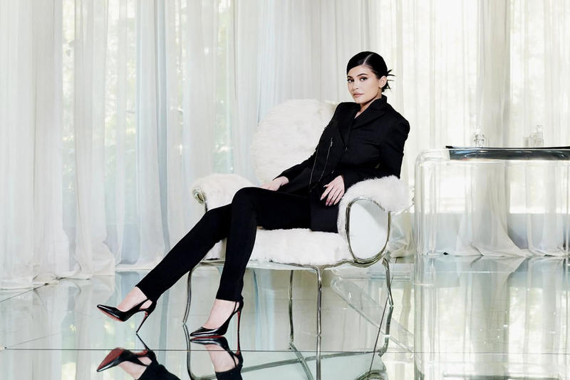 Kylie Jenner 以成功女性企業家身分登上《Forbes》最新一期封面